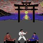 emulatory - c64 - international karate